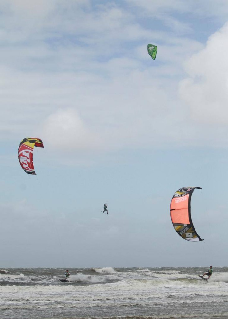 Kitesurf World Cup St. Peter Ording © Act Agency