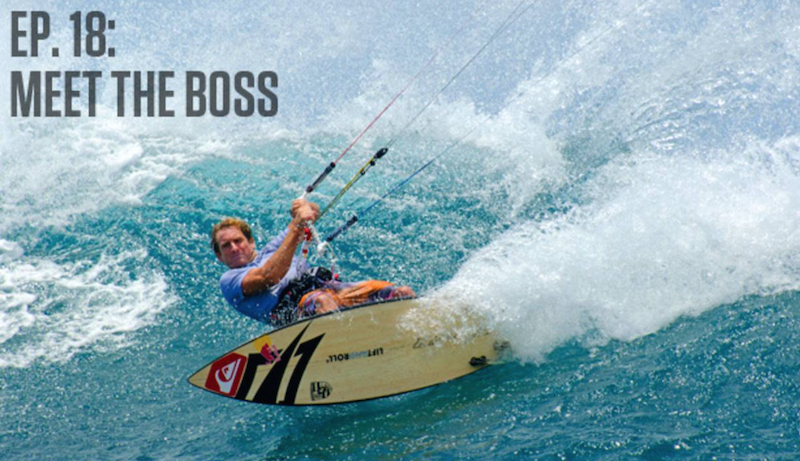 Meet The Boss © Naish Kiteboarding
